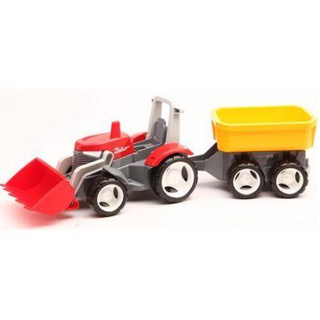 Igráček Multigo 1+2 traktor s příslušenstvím