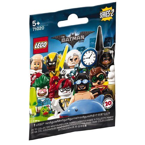 Lego Batman Movie - 2. serie minifigurky