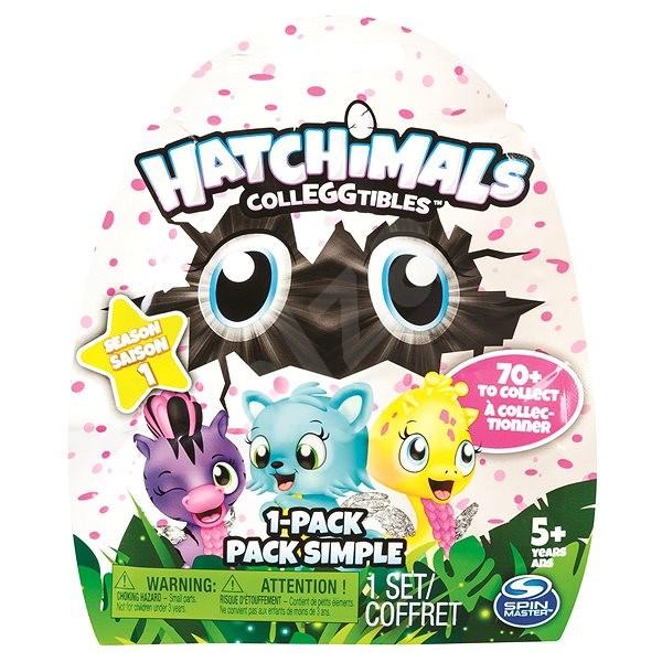Hatchimals - Zvířátko ve vajíčku