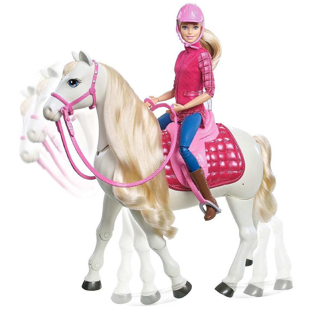 Barbie - kůń snů
