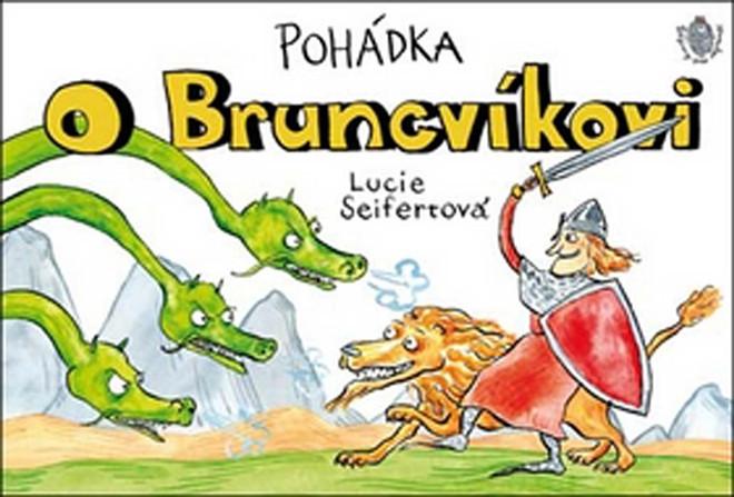 Knížka - Pohádka - O Bruncvíkovi