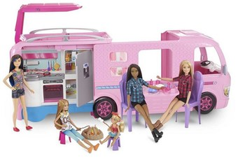 Barbie -  karavan snů