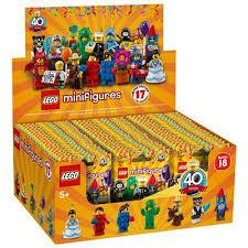 Lego 71021Minifigurky 18.serie