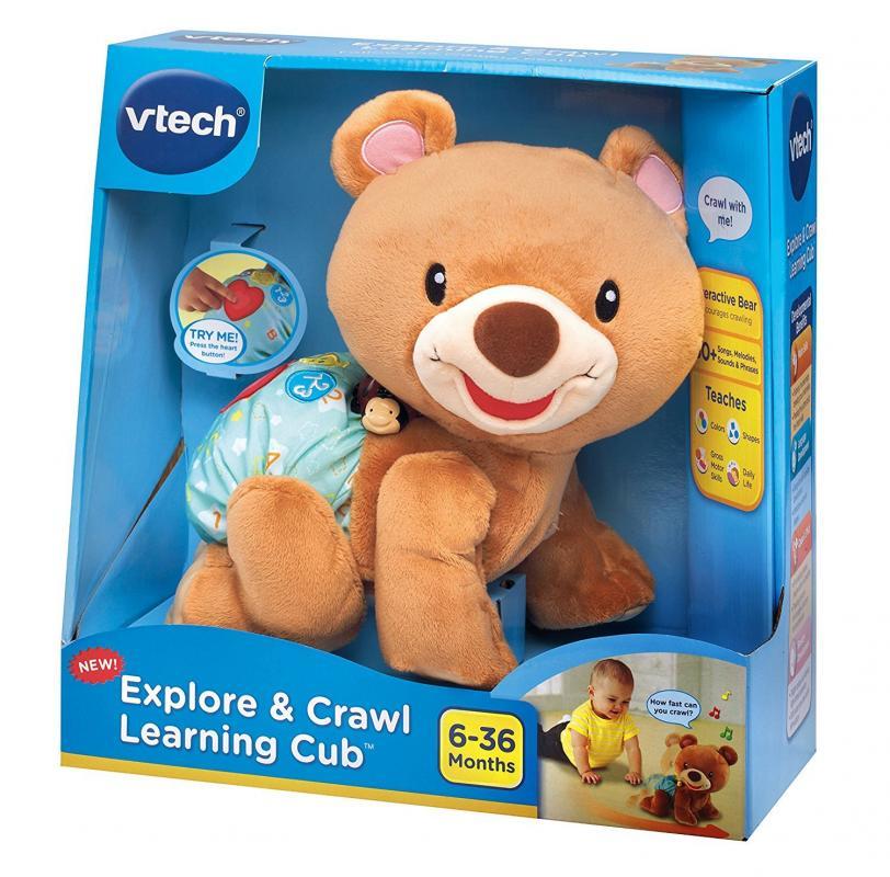 Vtech - Lezoucí medvídek