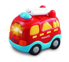 Vtech Tut Tut - Autíčko hasiči