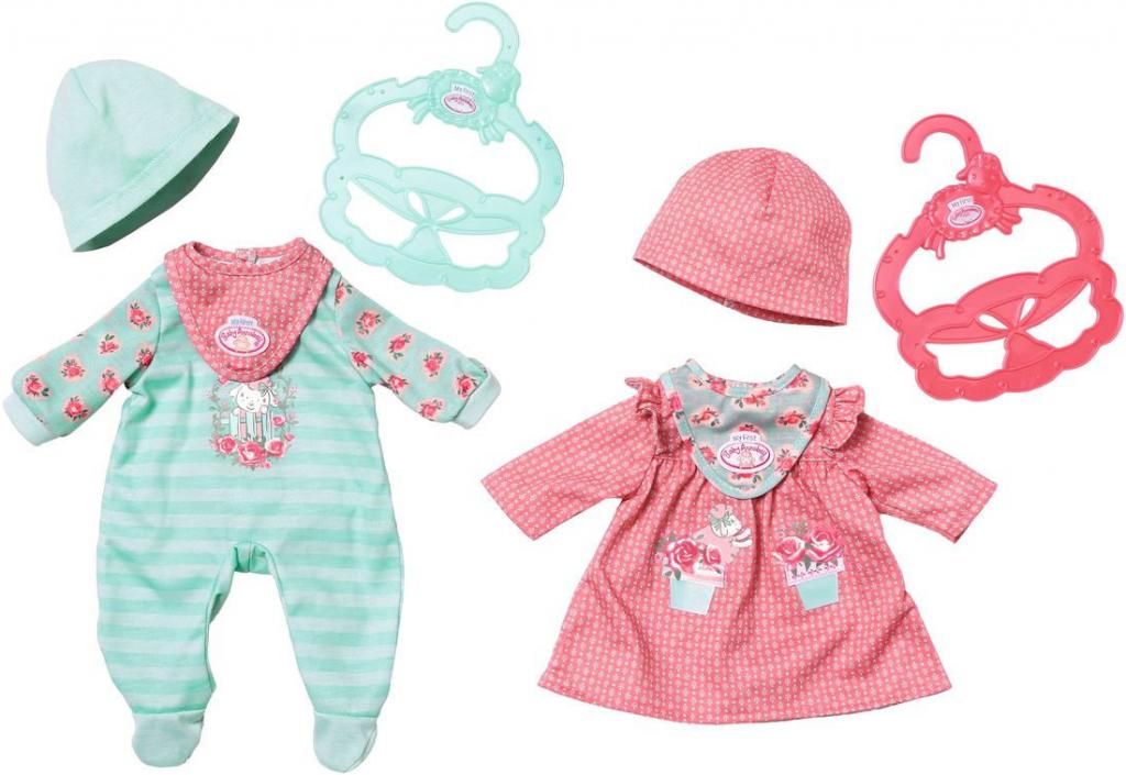 Baby Annabell - My First Pohodlné oblečení 2 druhy