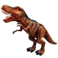 Chodící T-Rex se zvuky