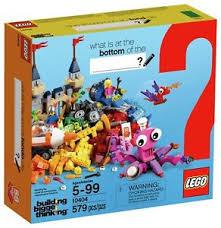 Lego 10404 - Dno oceánu