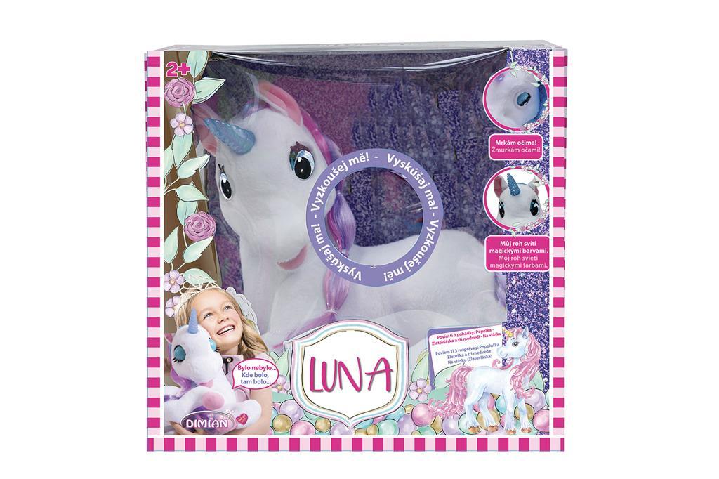 Luna - Pohádkový jednorožec