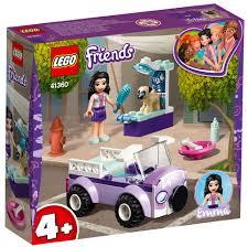 Lego Friends 41360 - Emma a mobilní veterinární klinika