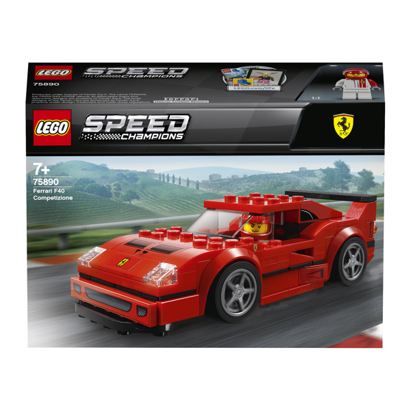 Lego Speed Champions  75890 -Ferrari F40