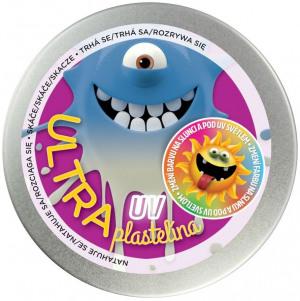 Ultra plastelína-UV 80g