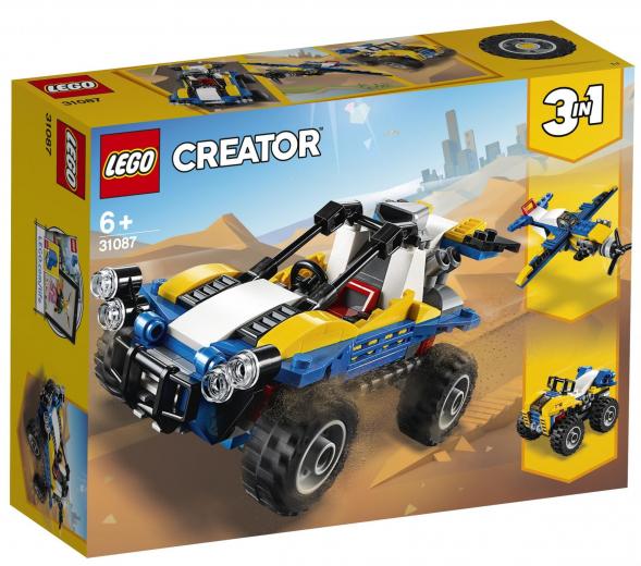 Lego Creator 31087 - Bugina