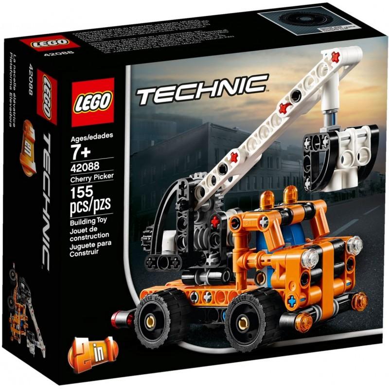 Lego Technic 42088 - Pracovní plošina