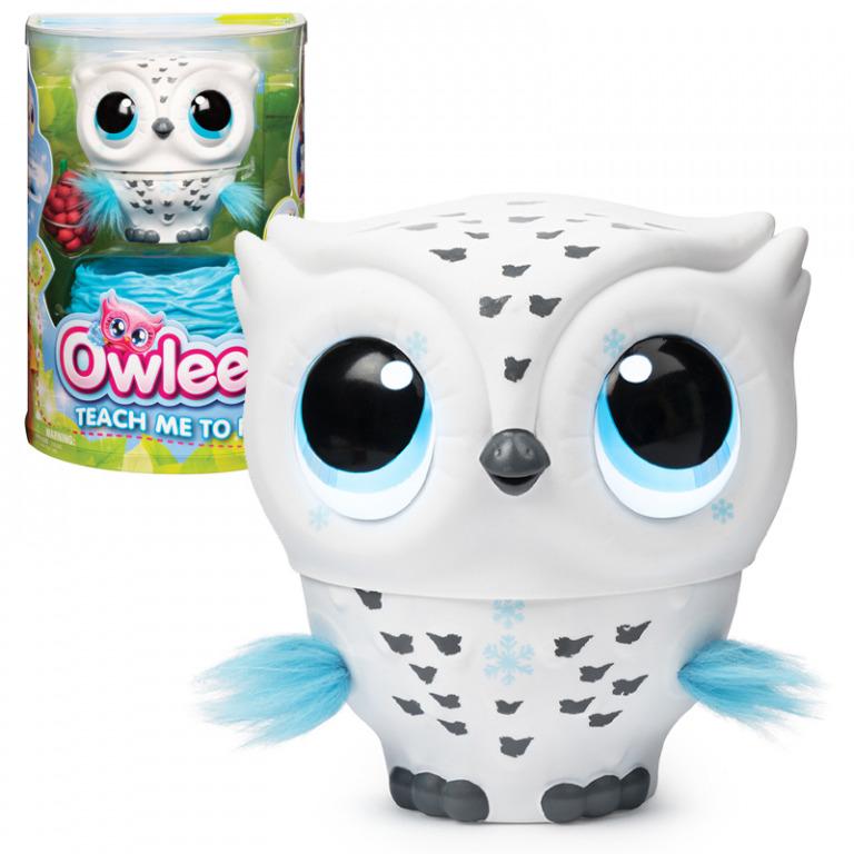 Owleez - Létající sova bílá
