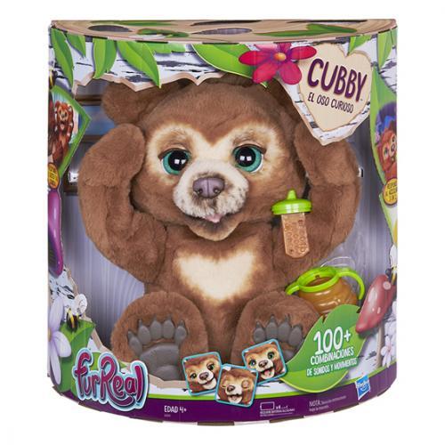 FurReal - Blueberry medvěd