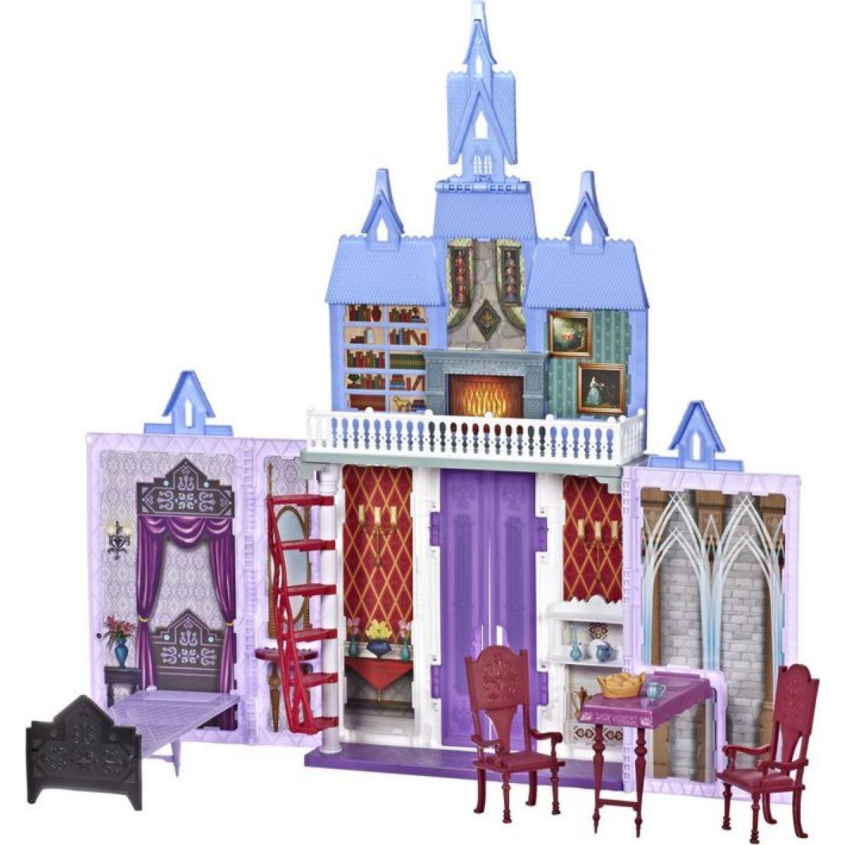 Frozen 2 - Otevírací hrad