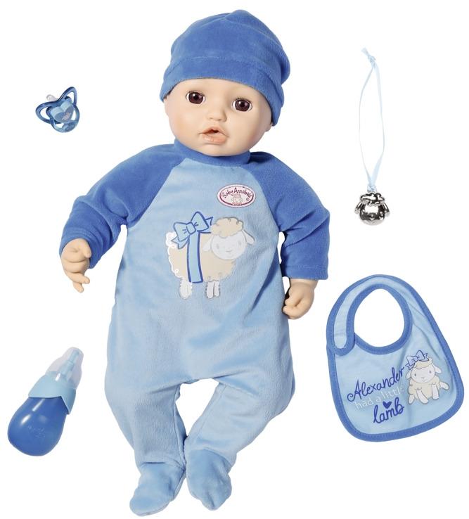 Baby Annabell - Alexander, 43 cm