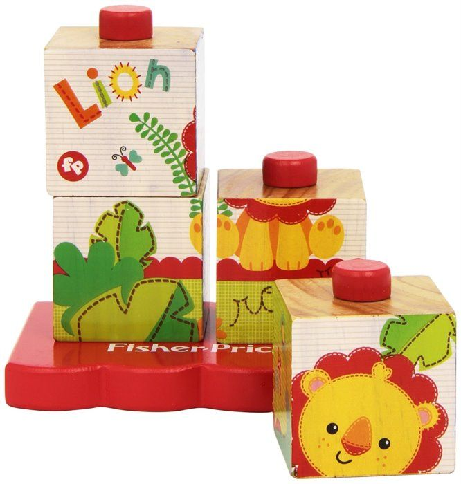 Baby - Puzzle bloky