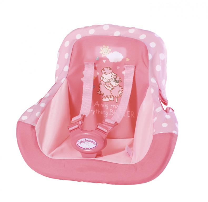 Baby Annabell - Autosedačka