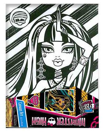 Malování na plátno - Monster High