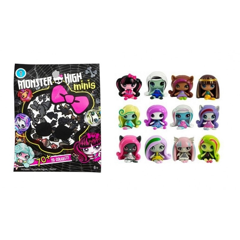 Monster High - Minis