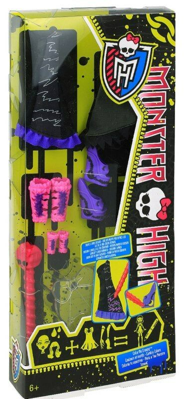 Monster High - Obleček malovací