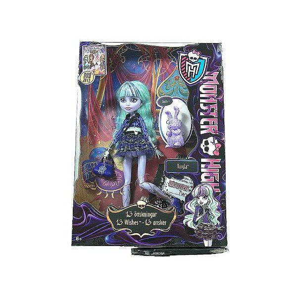 Monster High 13. přání - Twyla