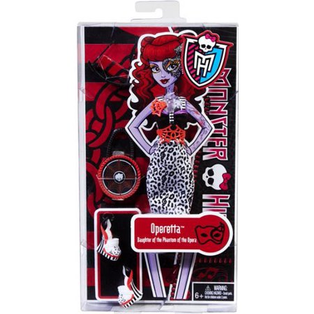 Monster Hight - Doplňky