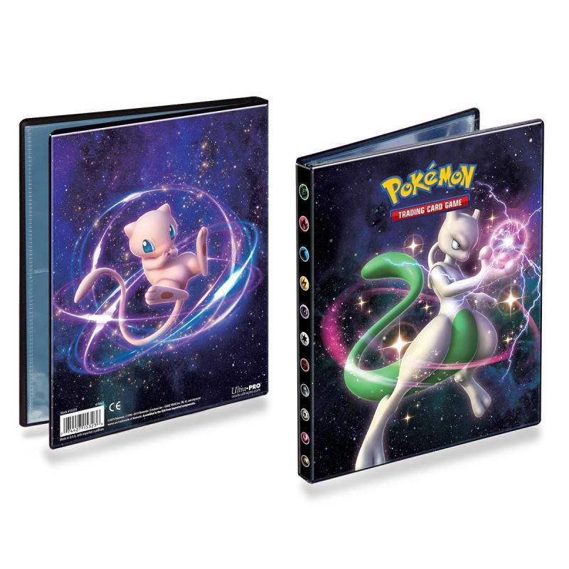 Pokémon HIDDEN FATES - Album sběratelské A5 na 80 karet