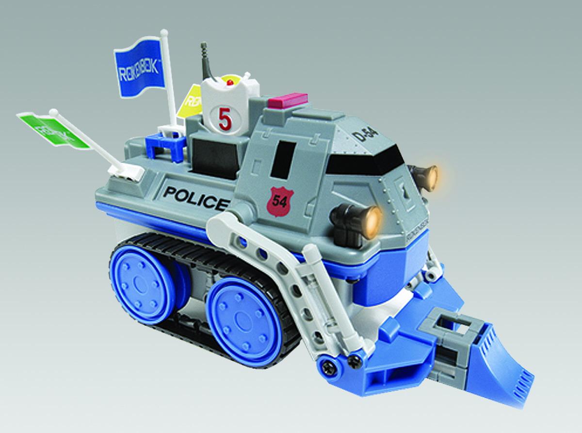 Rokenbok - Policejní vůz